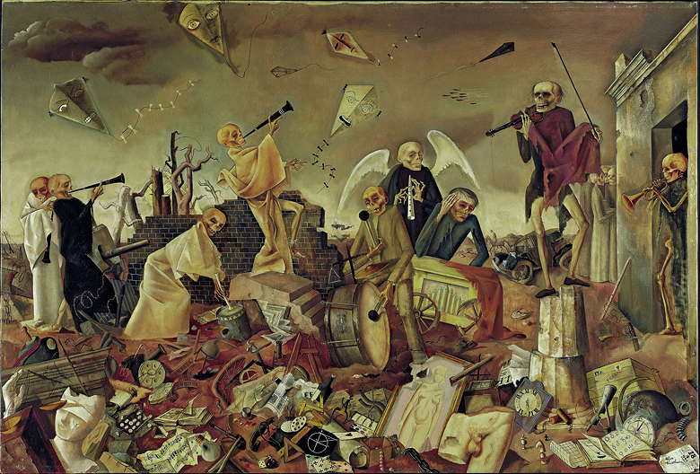 Felix Nussbaum: Triumph des Todes