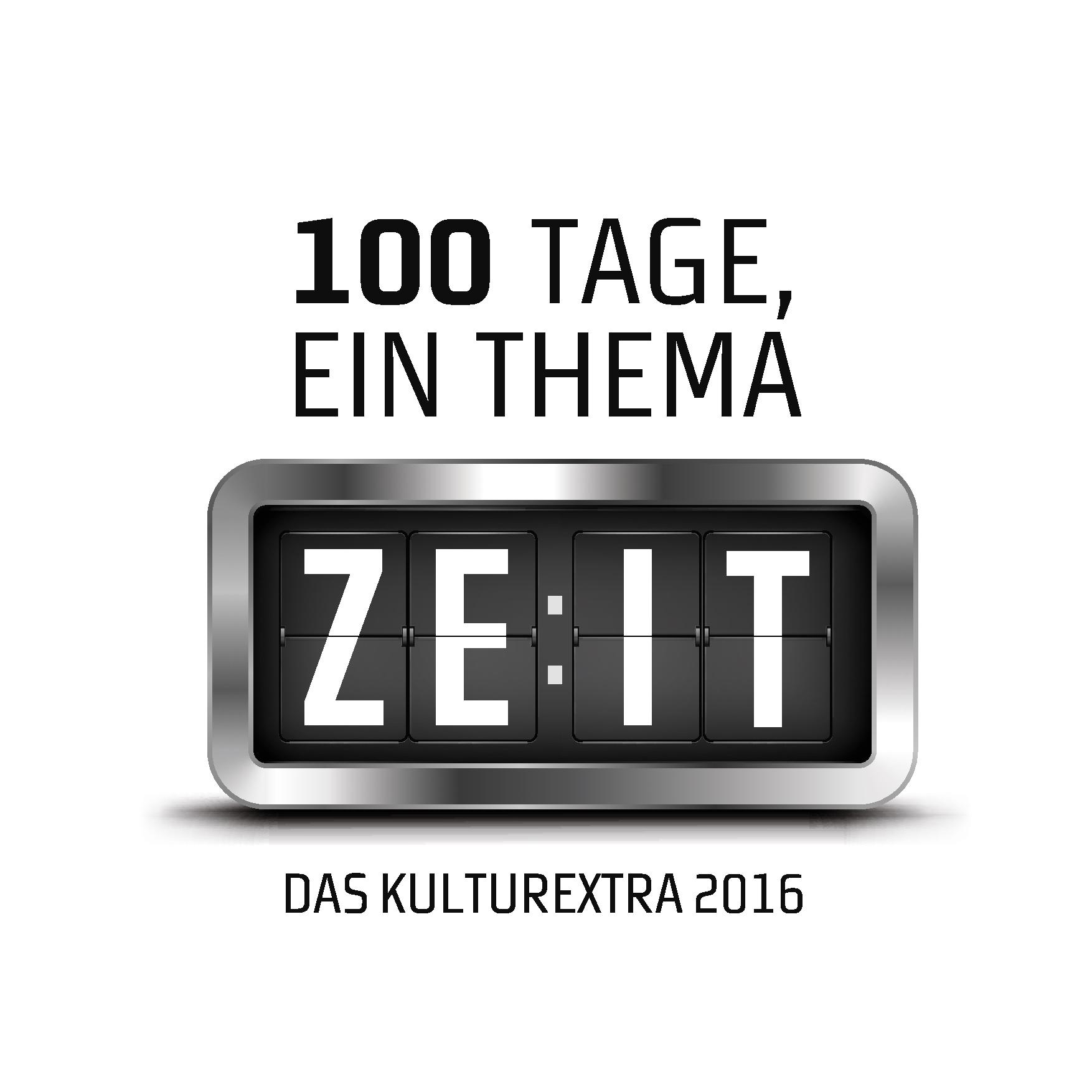 100 Tage Zeit