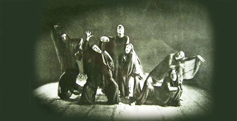 Totentanz (1926) von Mary Wigman
