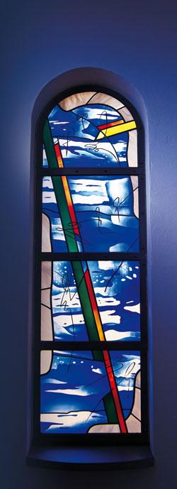 Glasgestaltung Dominicus Witte